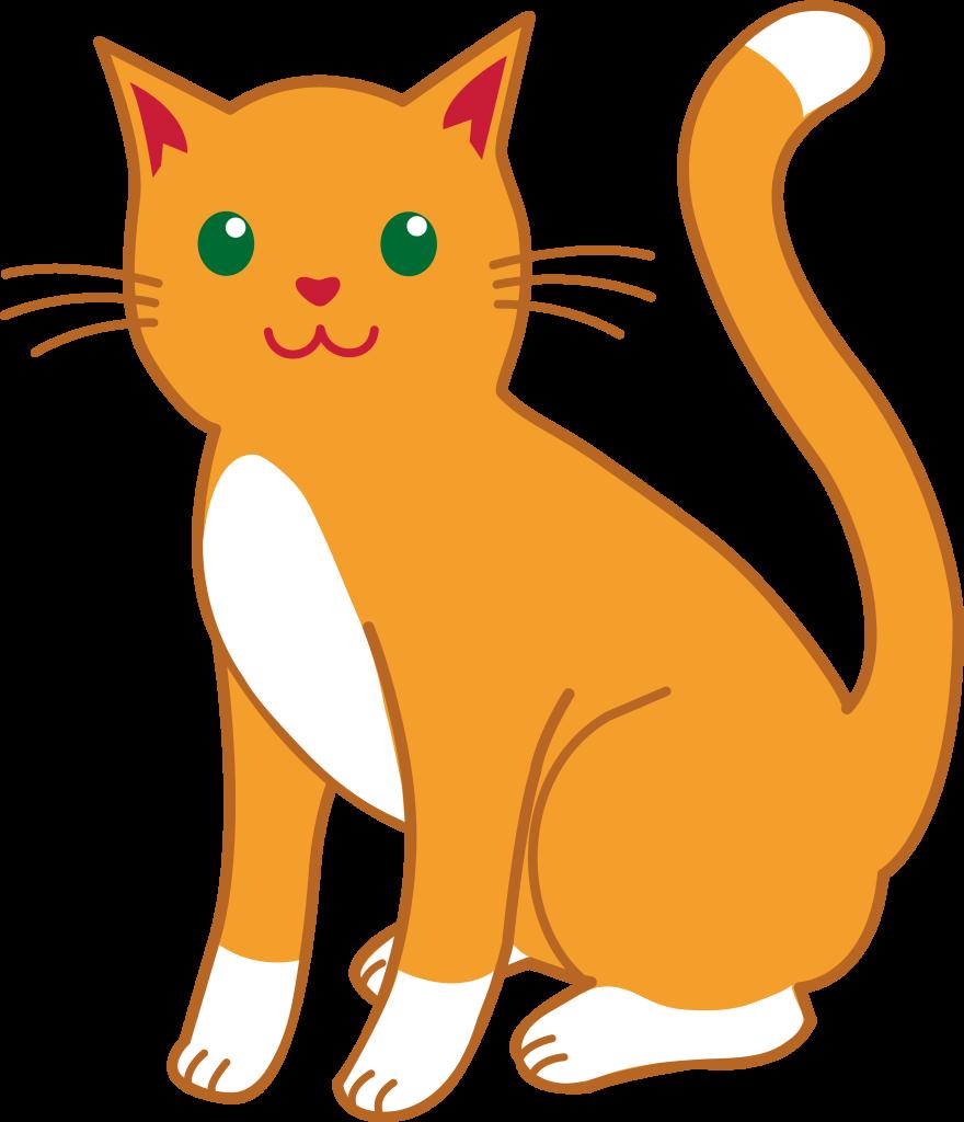 Feline clipart #3, Download drawings