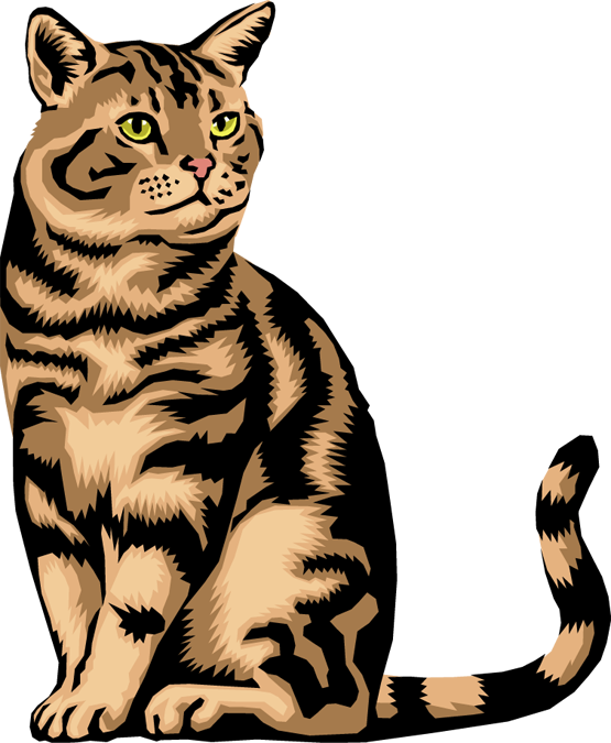 Feline clipart #16, Download drawings