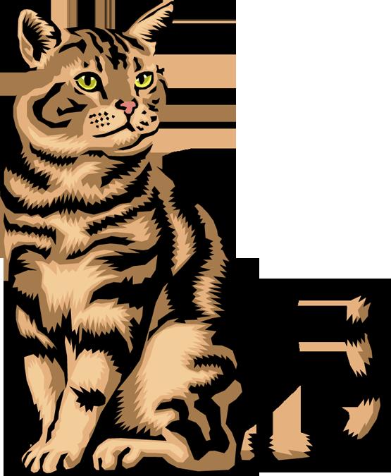 Feline clipart #16, Download drawings