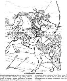 Woman Warrior coloring #20, Download drawings
