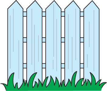 Fence clipart #3, Download drawings