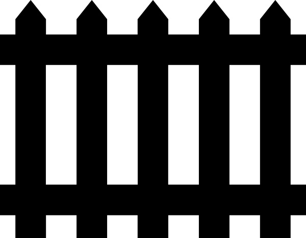Fence clipart #20, Download drawings