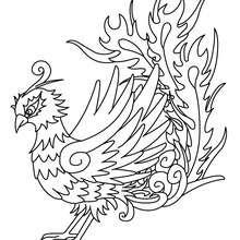 Fenix coloring #7, Download drawings