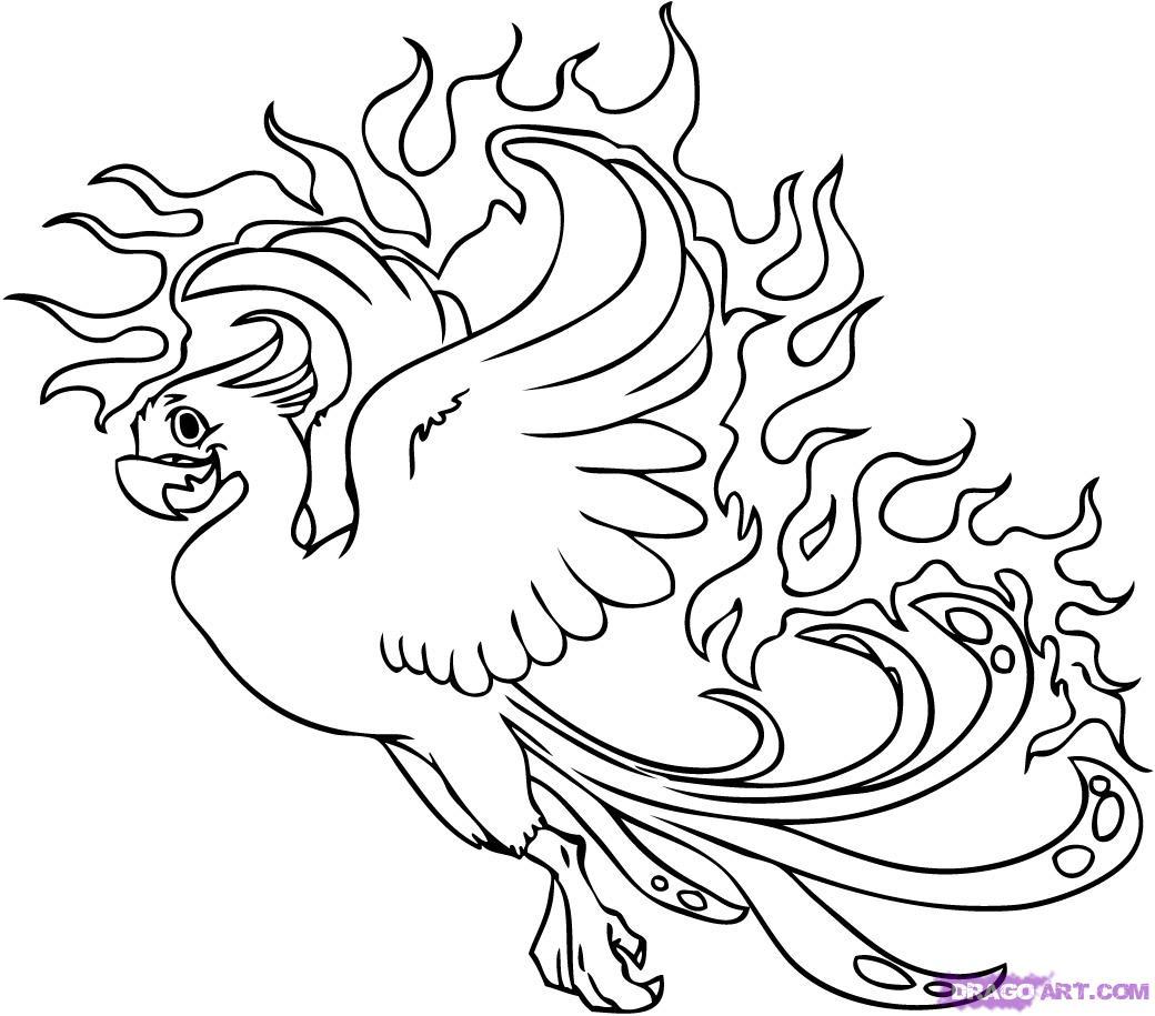 Fenix coloring #15, Download drawings
