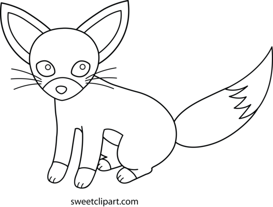 Fennec Fox clipart #9, Download drawings
