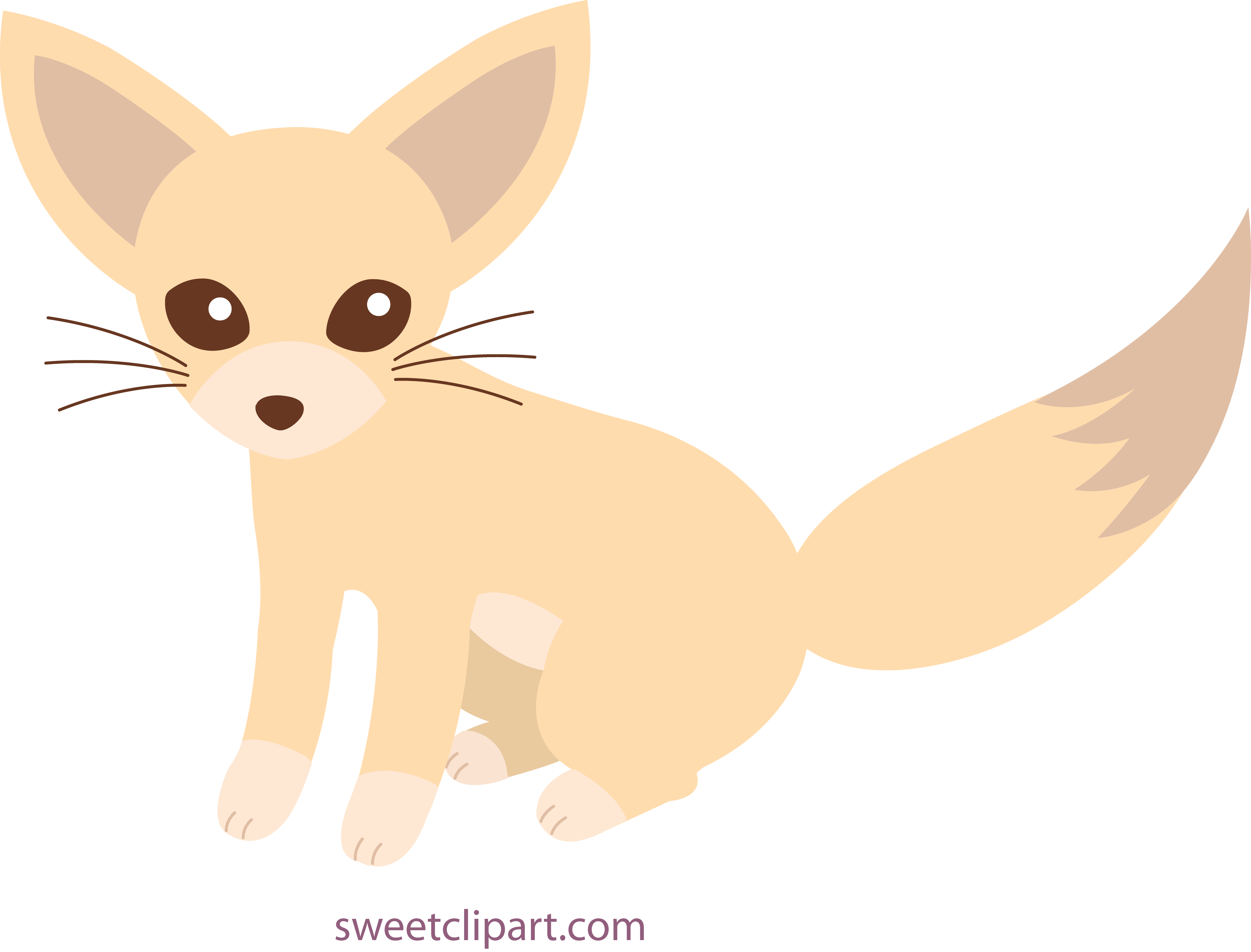 Fennec Fox clipart #3, Download drawings