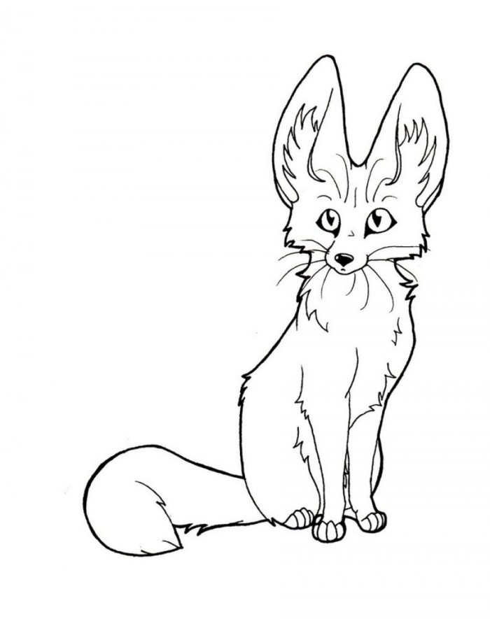 Fennec Fox clipart #11, Download drawings