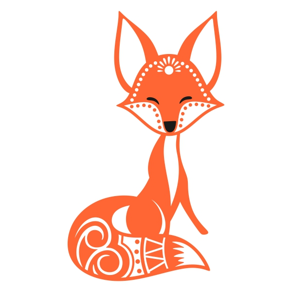 Fox svg #7, Download drawings