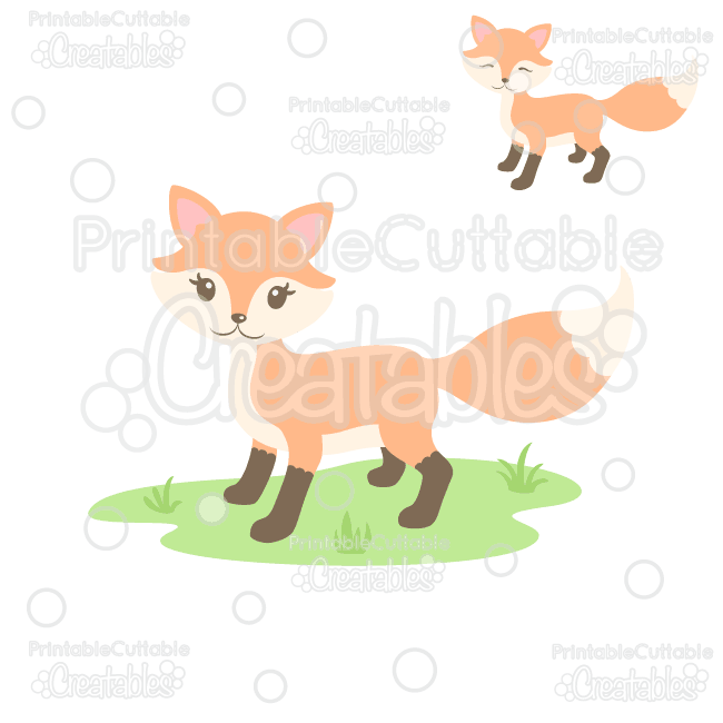 Red Fox svg #4, Download drawings