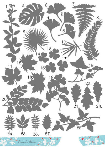 Fern svg #12, Download drawings