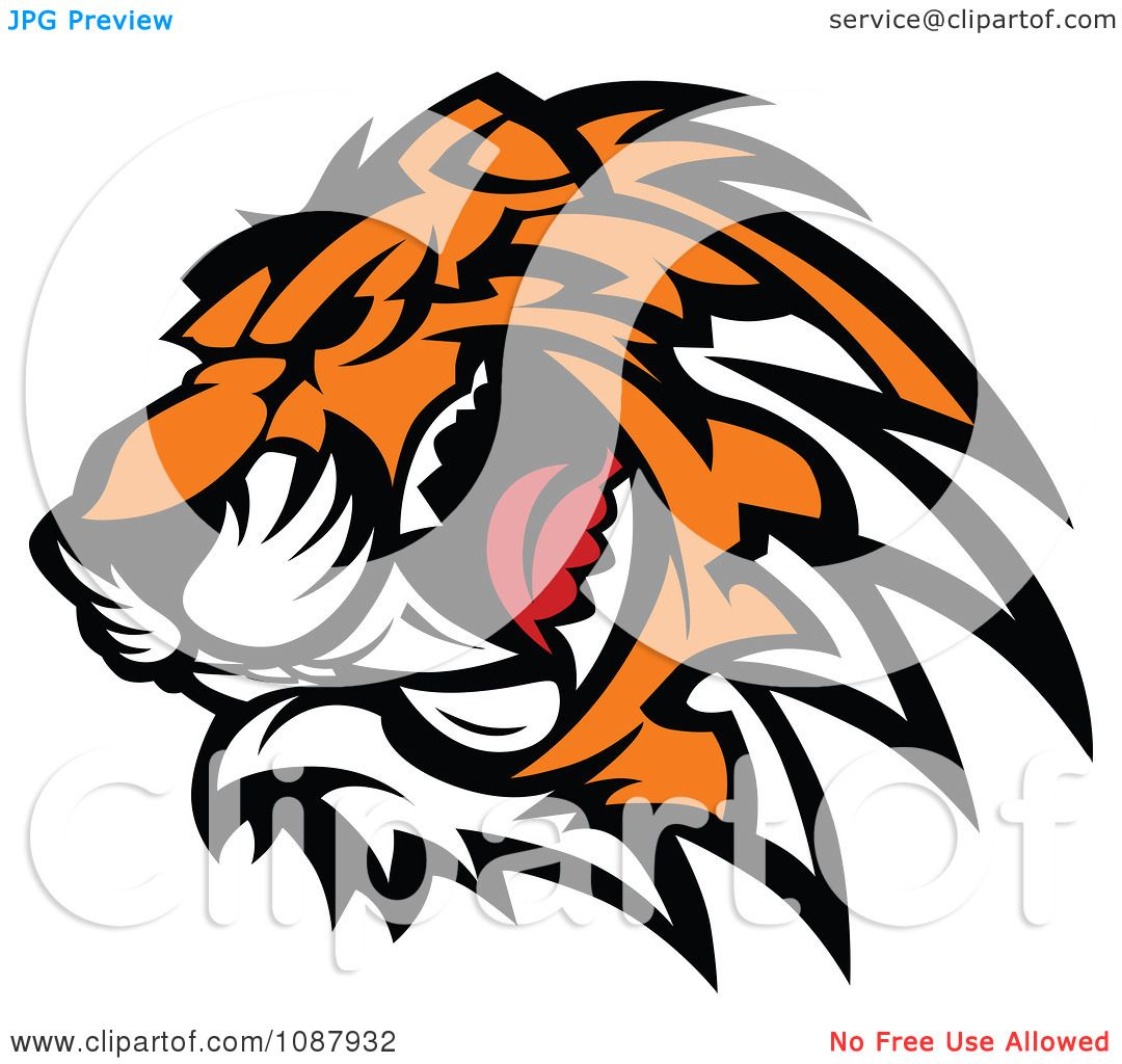 Ferocious clipart #1, Download drawings