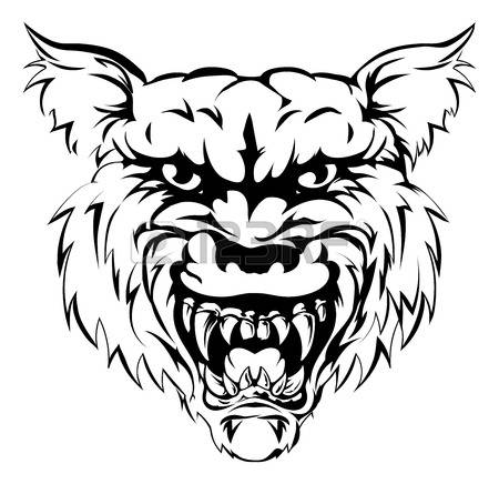 Ferocious clipart #8, Download drawings