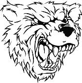 Ferocious clipart #16, Download drawings