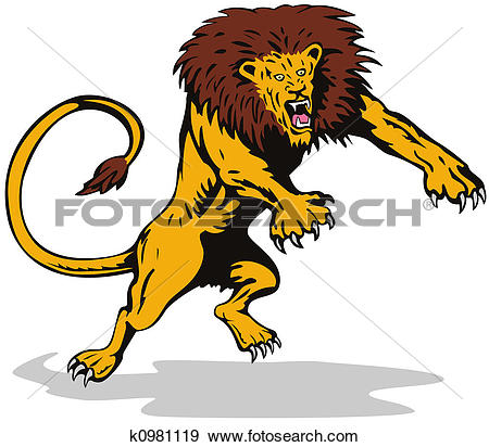 Ferocious clipart #13, Download drawings