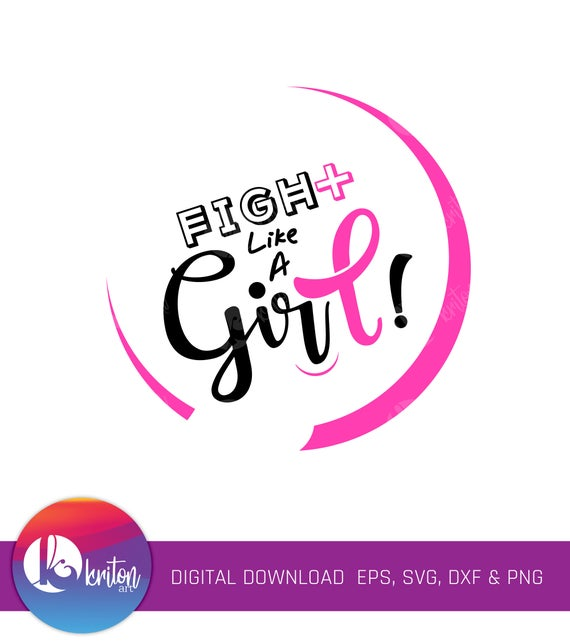 fight like a girl svg #679, Download drawings