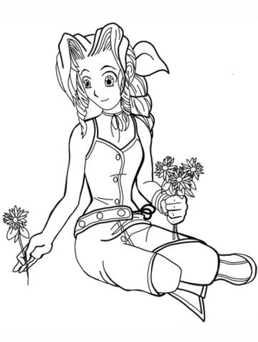 Final Fantasy coloring #19, Download drawings