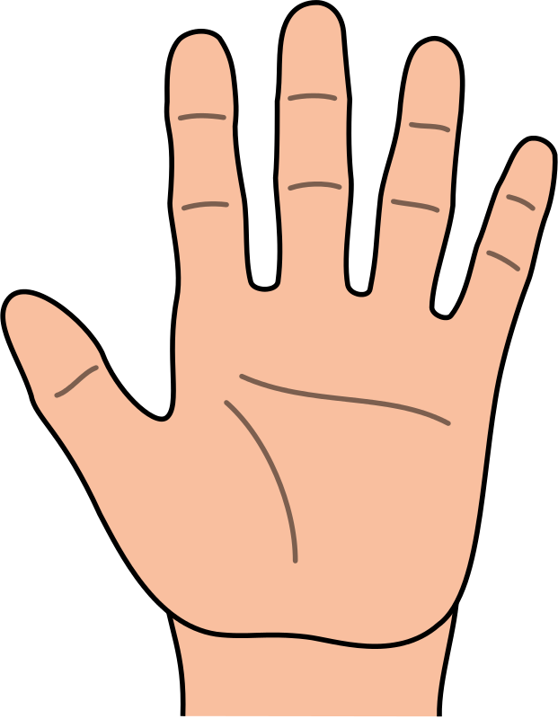 Finger clipart #11, Download drawings