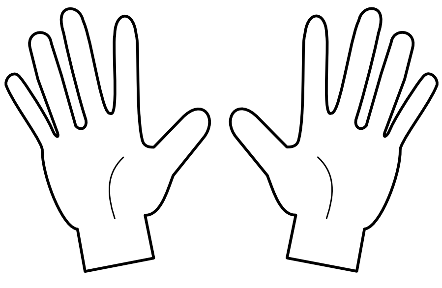 Finger clipart #15, Download drawings