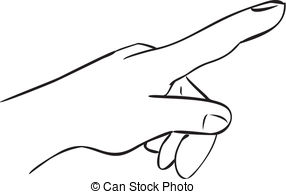 Finger clipart #9, Download drawings