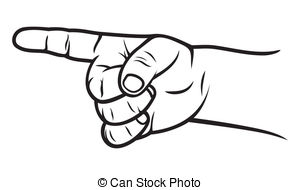 Finger clipart #6, Download drawings