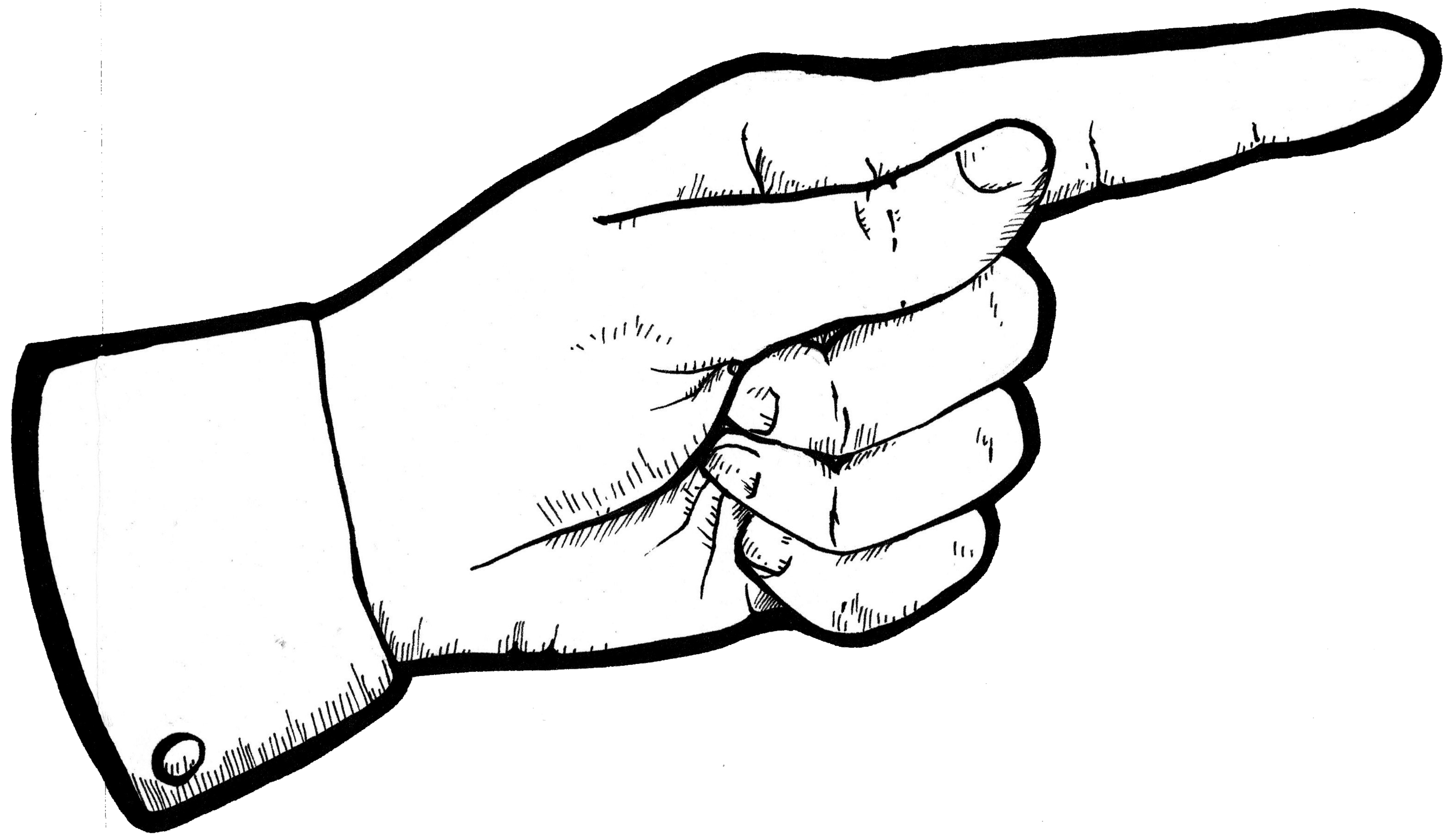 Finger clipart #7, Download drawings