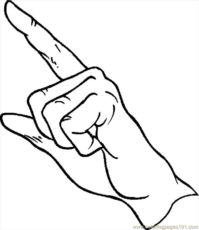 Finger coloring #2, Download drawings
