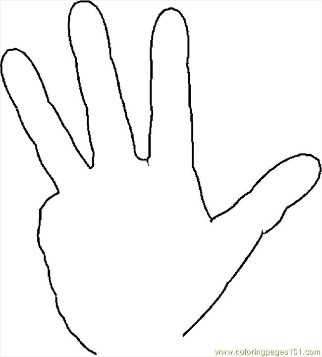 Finger coloring #13, Download drawings