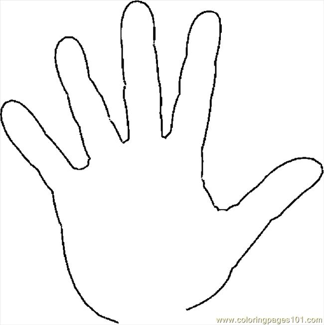 Finger coloring #3, Download drawings