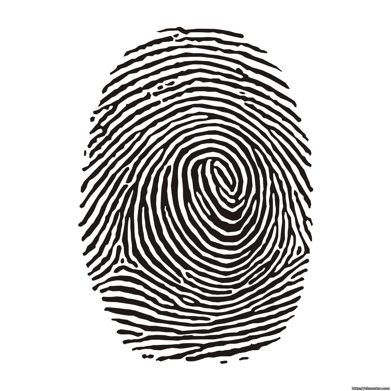 Finger Print clipart #12, Download drawings