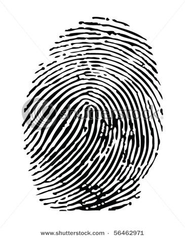 Finger Print clipart #4, Download drawings