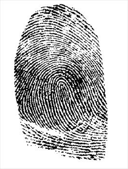 Finger Print clipart #16, Download drawings
