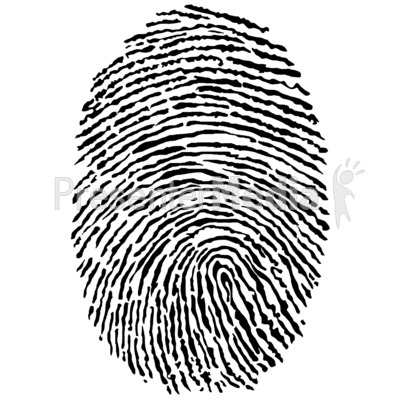 Finger Print clipart #11, Download drawings