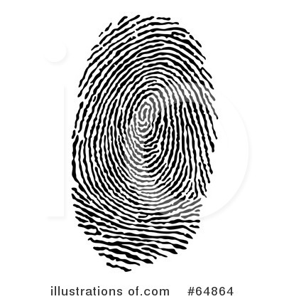 Finger Print clipart #7, Download drawings