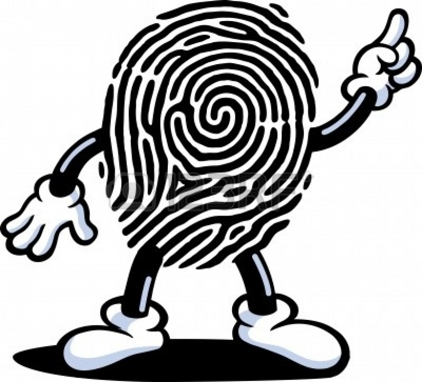 Finger Print clipart #9, Download drawings