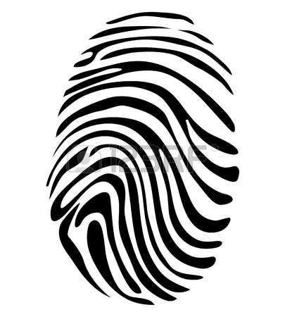Finger Print clipart #15, Download drawings