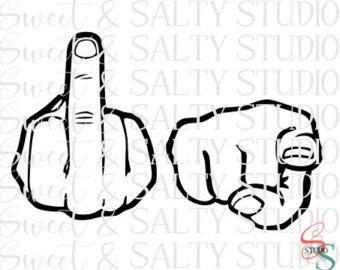 Finger svg #3, Download drawings