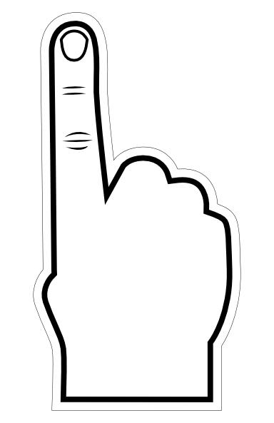Finger svg #15, Download drawings