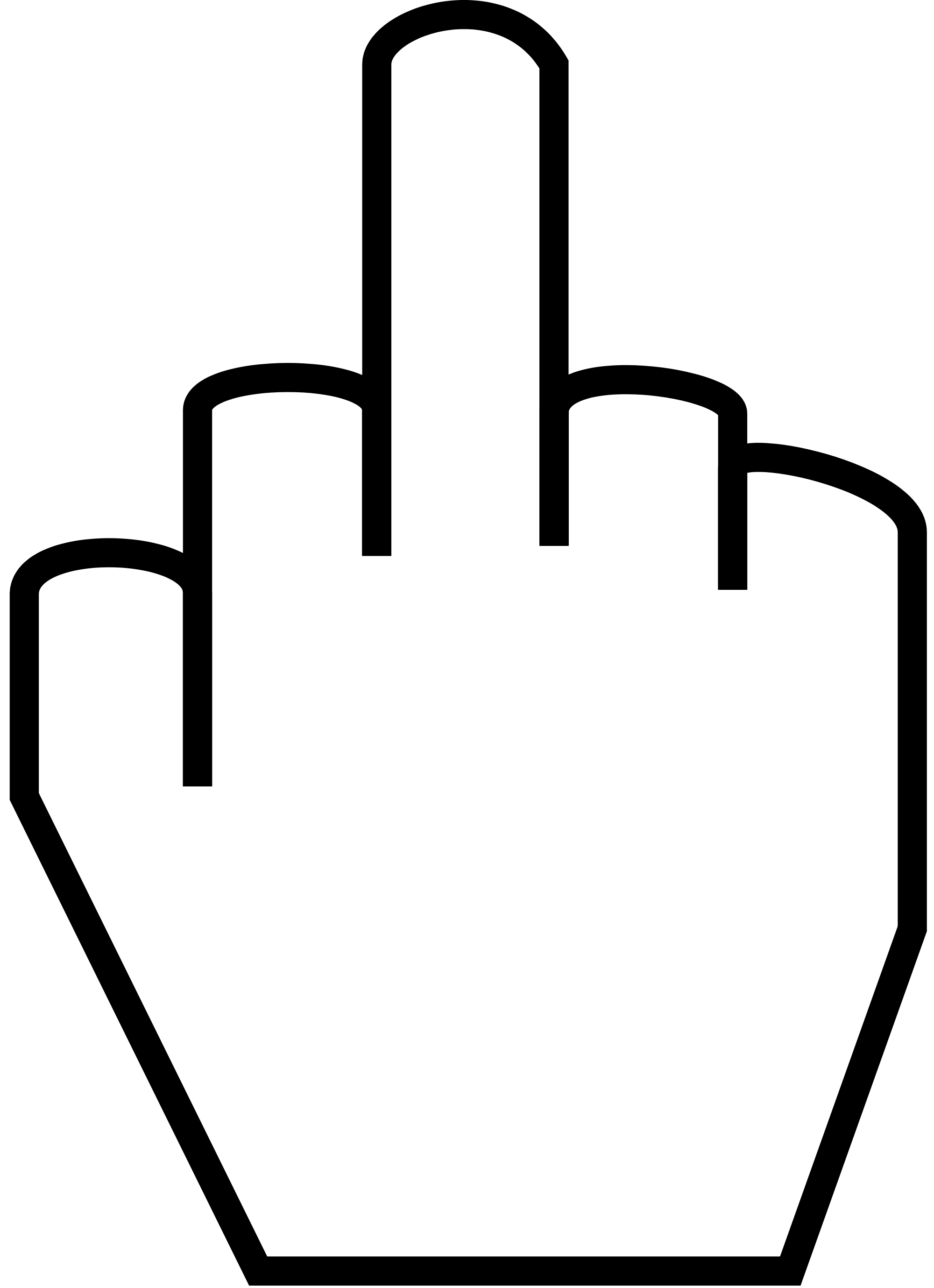 Finger svg #18, Download drawings
