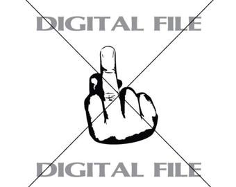 Finger svg #4, Download drawings