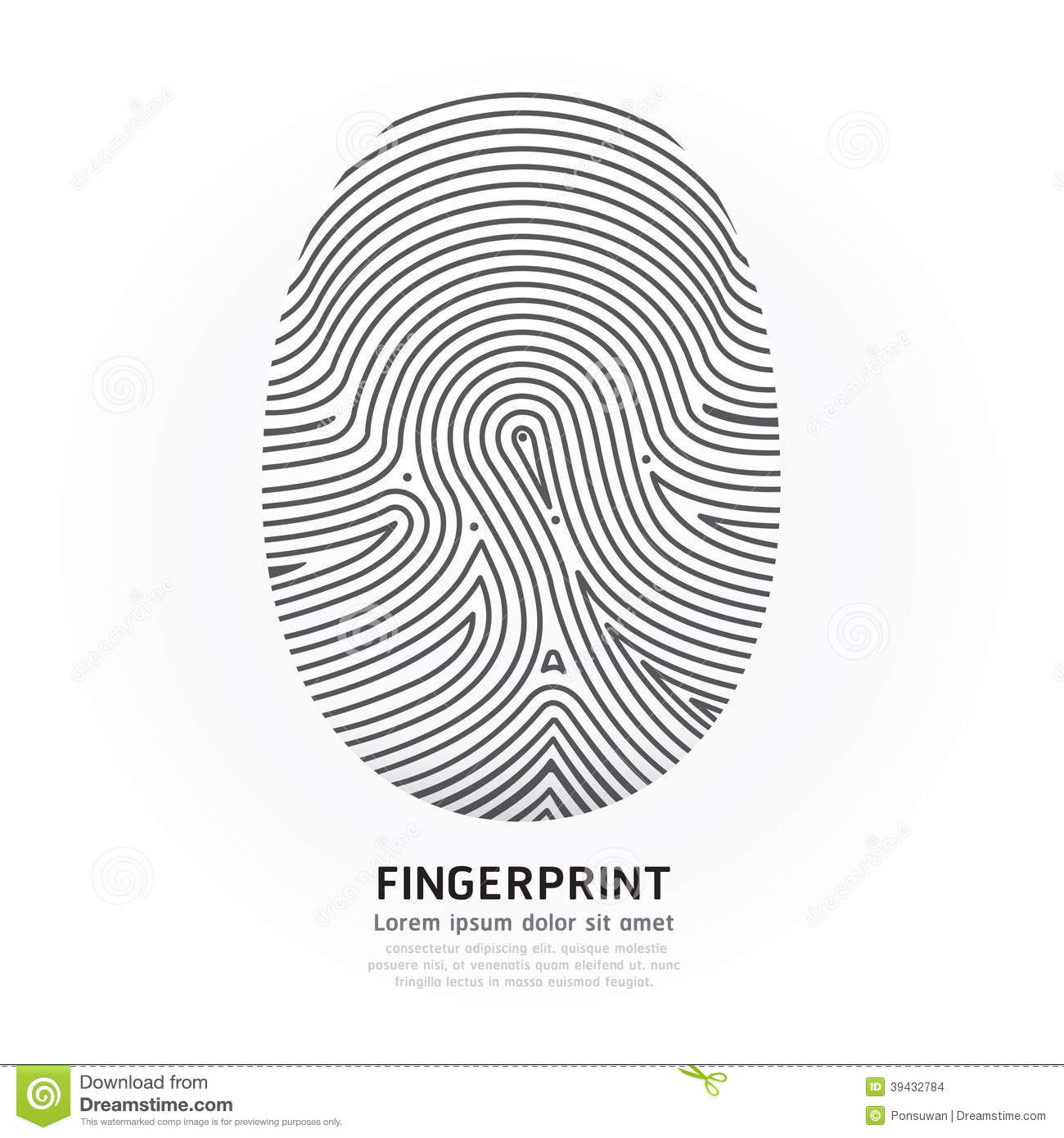Fingerprint coloring #13, Download drawings