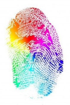 Fingerprint coloring #11, Download drawings