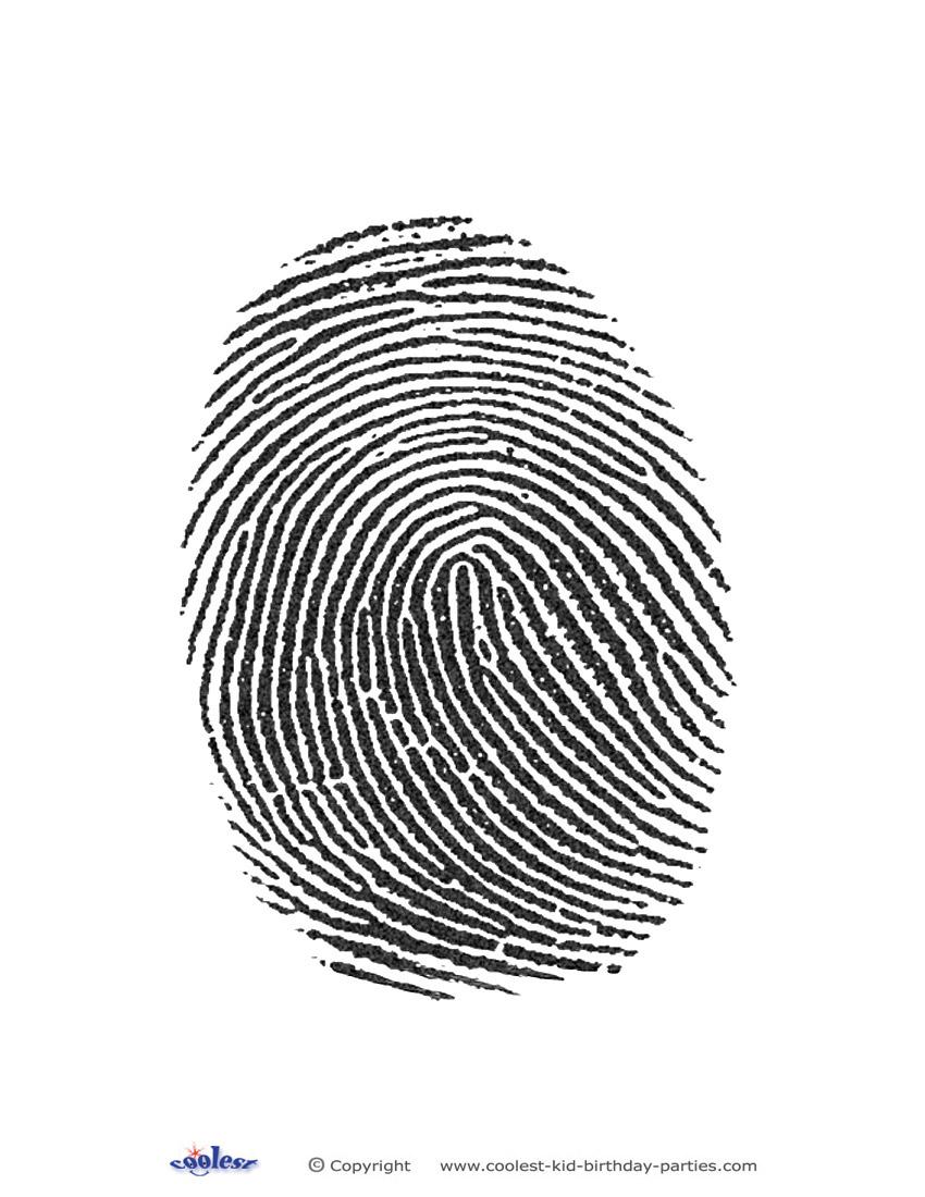 Fingerprint coloring #12, Download drawings