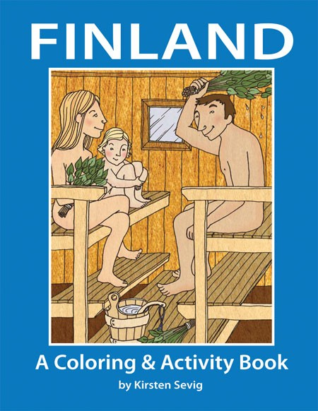 Finland coloring #12, Download drawings