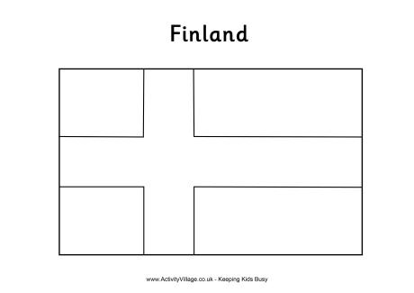 Finland coloring #5, Download drawings