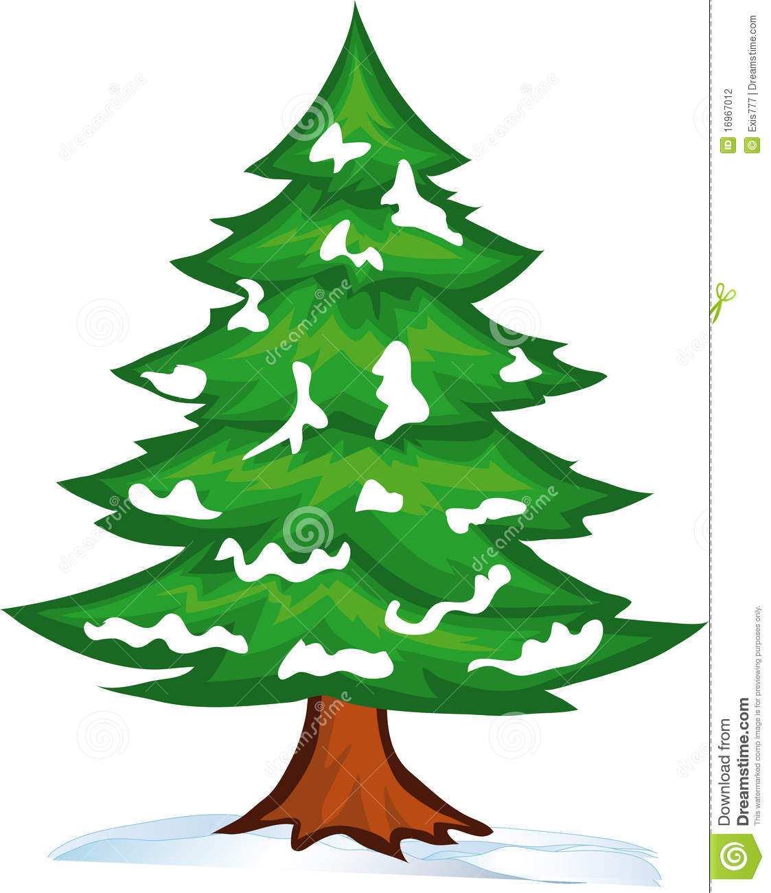Fir Tree clipart #11, Download drawings