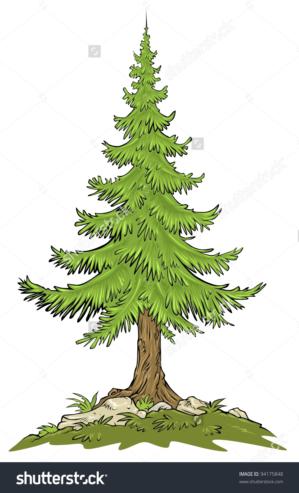 Fir Tree clipart #9, Download drawings