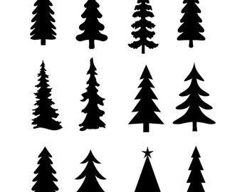 Pine Tree svg #3, Download drawings