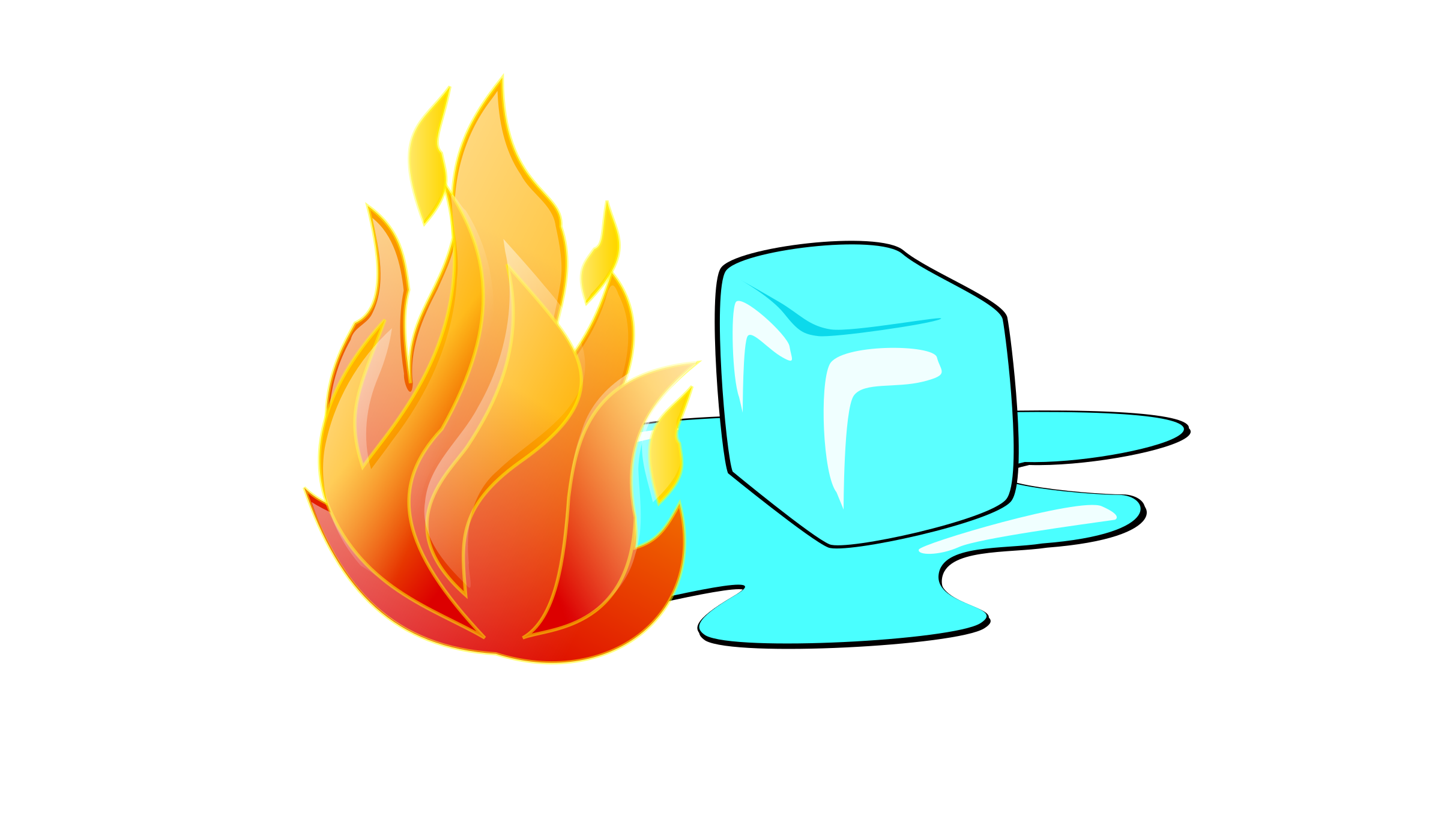 Fire And Ice clipart #10, Download drawings