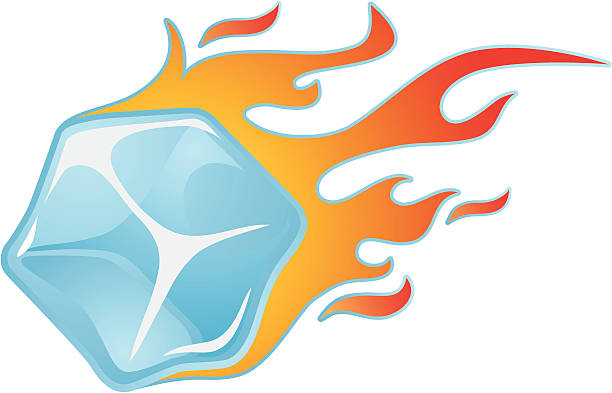 Fire And Ice clipart #9, Download drawings
