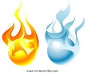 Fire And Ice clipart #15, Download drawings